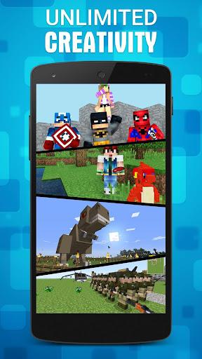 Mods for MCPE 1.15.1 screenshots 2