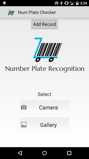 Num Plate Checker