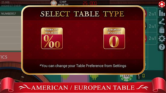 roulettes casino online  android