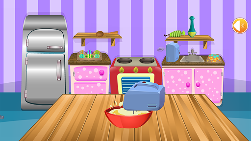 cook cupcakes games for girls