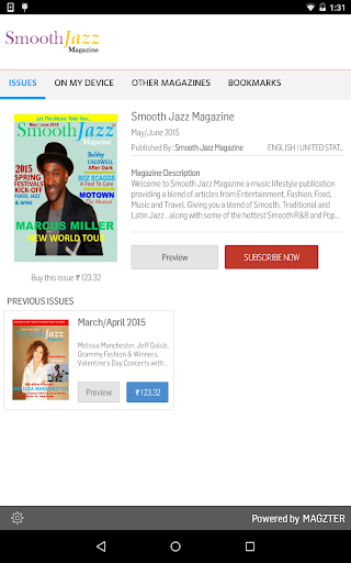 Smooth Jazz Magazine