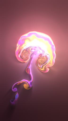 Fluid Simulation - Trippy Stress Reliever screenshot 5