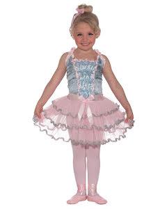 Prinsessballerina, 2-4 år