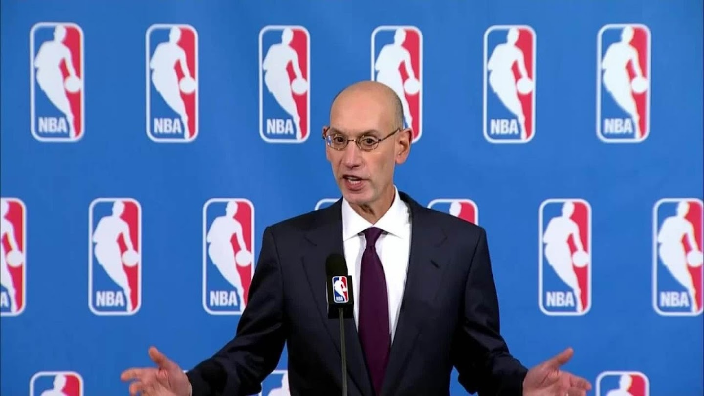 Watch Adam Silver Media Availability live