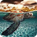 Turtle Pack 2 Live Wallpaper icon