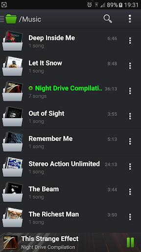 PlayerPro Music Player Trial apk screenshot 6