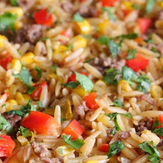 Orzo Ground Beef Recipes.