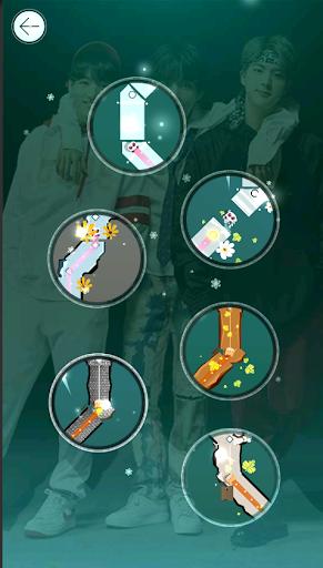 BTS Lines:KPOP Music Dancing Lines Game apktram screenshots 5
