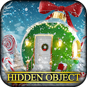 Hidden Object - White Christmas