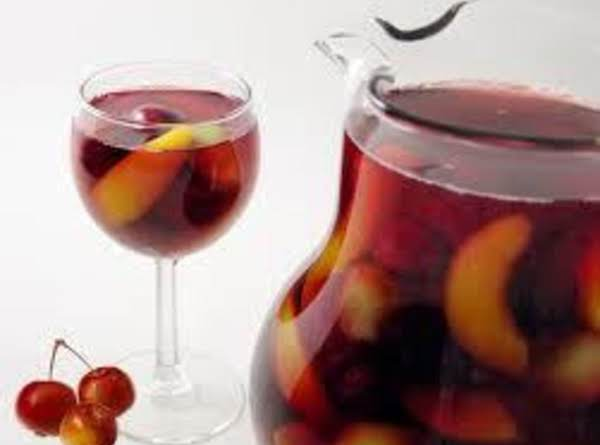 Star's Sangria Recipe