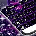 Фиолетовый Пламя Клавиатура icon