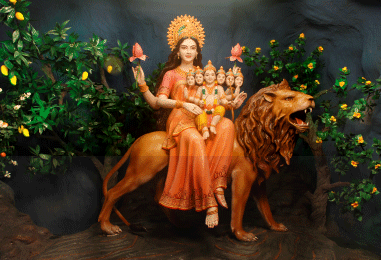 File:5-Maa Skandamata (Vaishno Devi Maa Chhatikra-Vrindaban).png ...