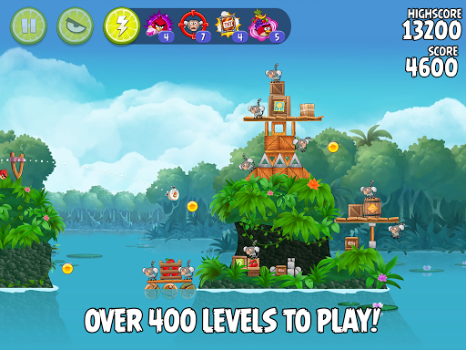 Angry Birds Rio 2.6.11 androidappsheaven.com 8