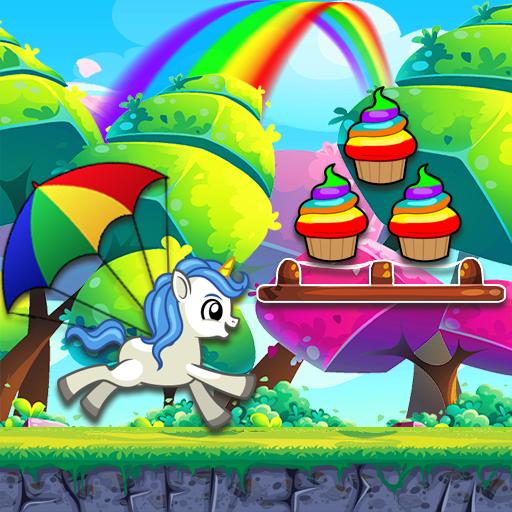 Unicorn Dash 2: Jungle Castle Run Adventure