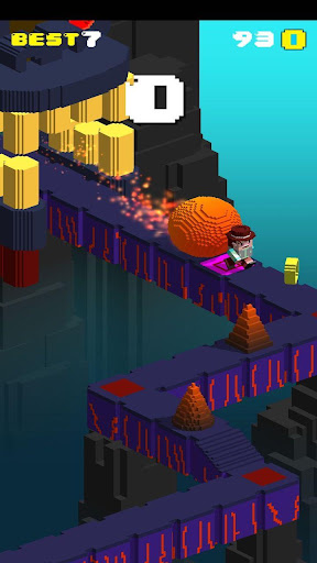 Pixel parkour-A test of reflexes 1.0.0 screenshots 5