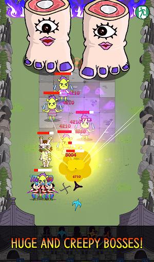 NINJA SHURIKEN - Legend Defense screenshot 19