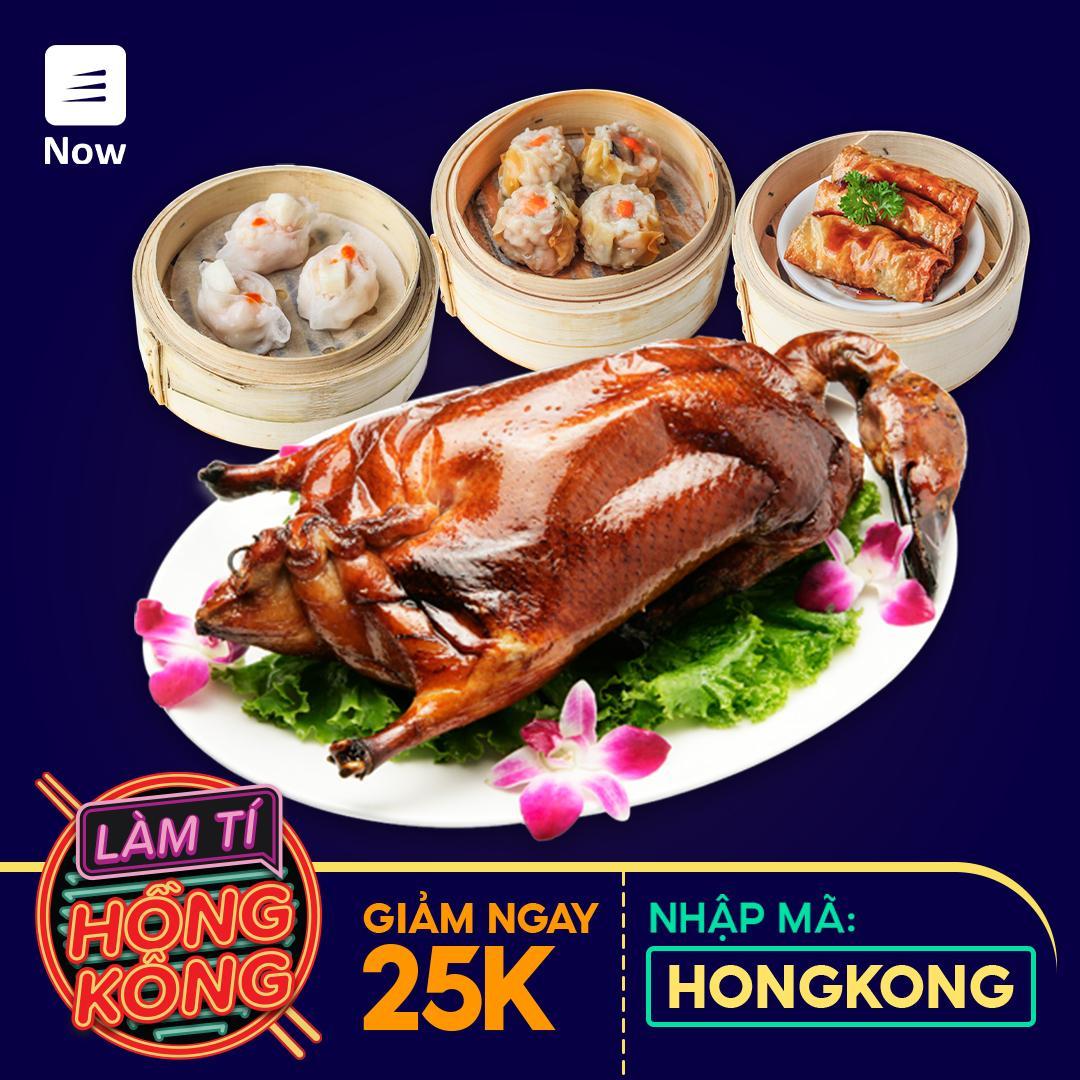 """Trải nghiệm """"làm tí Hồng Kông"""" cùng Nowfood và Tổng Cục Du lịch Hồng Kông - Ảnh 3"""