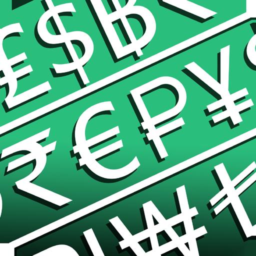財經App|貨幣換算 LOGO-3C達人阿輝的APP