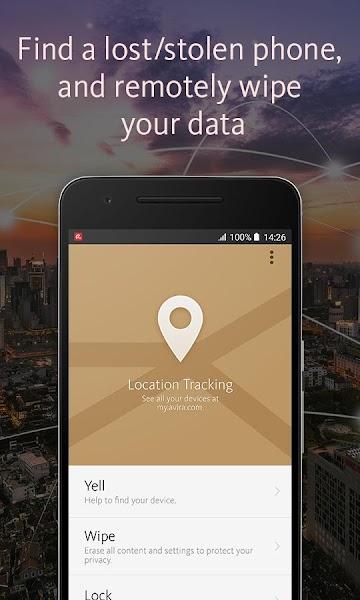 Avira Antivirus Security- screenshot