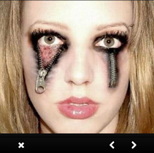 Easy Halloween Makeup Ideas - Android Apps on Google Play