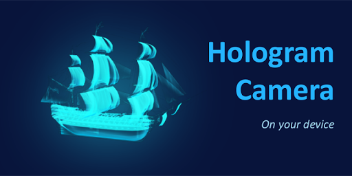 3D Ship Hologram