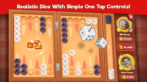 Backgammon Stars, Tavla modavailable screenshots 2