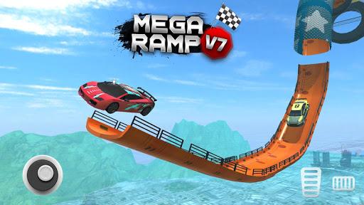 Mega Ramp Car Racing V7 5.1 screenshots 1