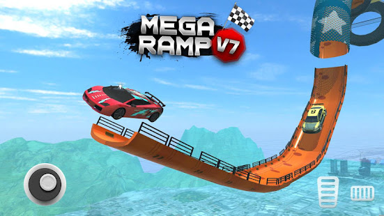 Mega Ramp Car Racing V7 Mod