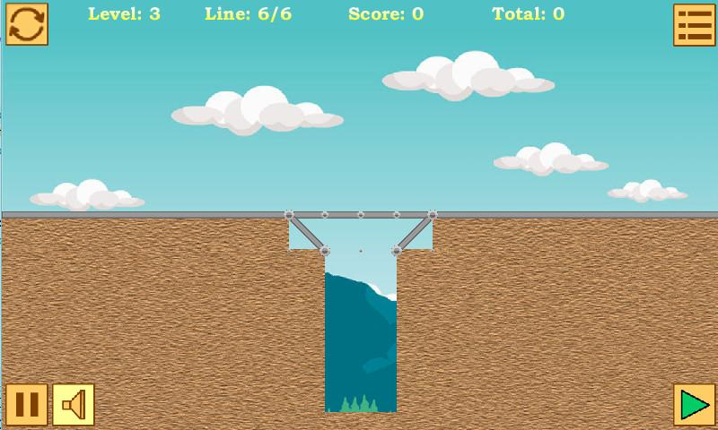 Bridge Builder- screenshot