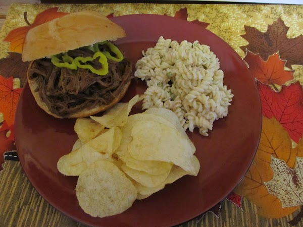 Bbq Shredded Beef Recipe