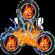 Download Halloween Pumpkin Fidget Spinner For PC Windows and Mac