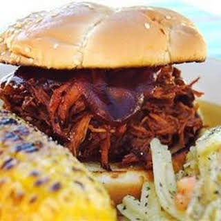 Slow Cooker Texas Pulled Pork.