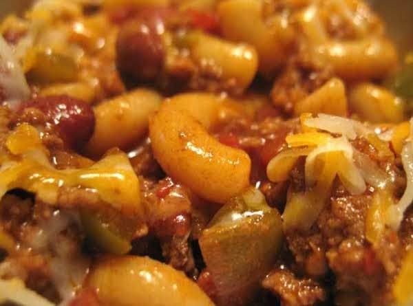 Jeanne's Chili Mac Recipe