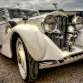 Rolls Royce by Roni Bit - Transportation Automobiles ( history, auto, rolls royce,  )
