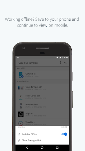 Adobe XD 27.0.0 (28548) Apk for Android 5