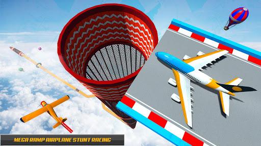 City Airplane Stunts 3D : Gt Racing Stunt Games screenshots 2