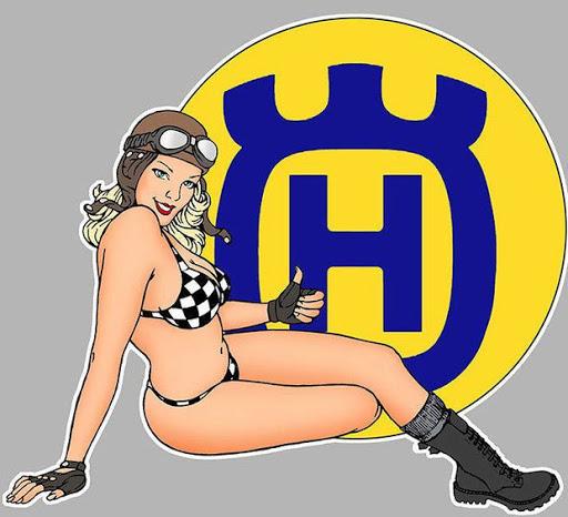 Le logo de l'évasion Husky.