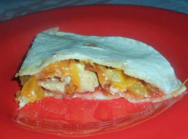 Raspberry Chipotle Chicken Tortillas Recipe