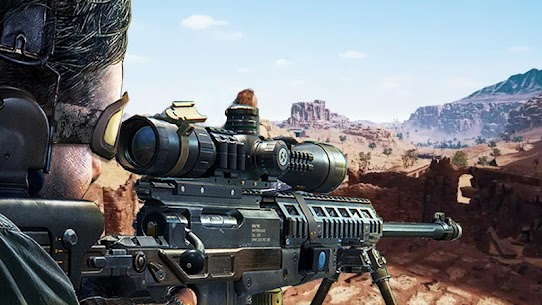 Sniper 3D Shooter- Free Gun Shooting Mod Apk (Unlimited Money) 2