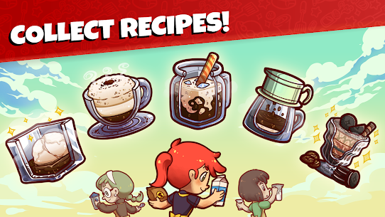 Own Coffee Shop: Idle Tap Game Apk Download For Android and Iphone 5