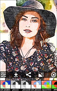 Sketch Camera - photo editing Screenshot