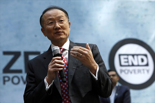 World Bank head Jim Yong Kim insists the institution is pro-poor