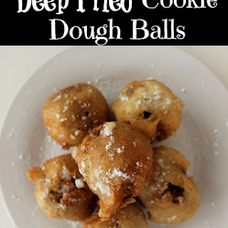 Fried Dough Balls Recipes