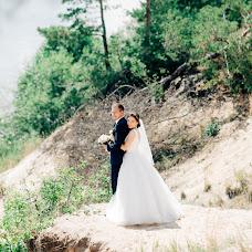 Wedding photographer Dina Romanovskaya (Dina). Photo of 06.08.2018