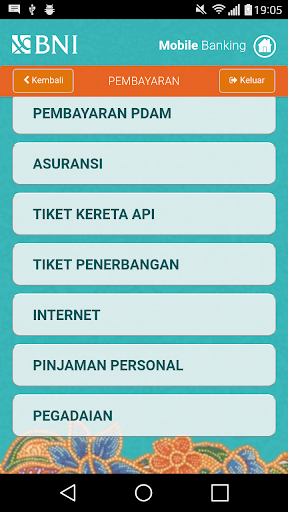 BNI Mobile Banking  screenshots 4