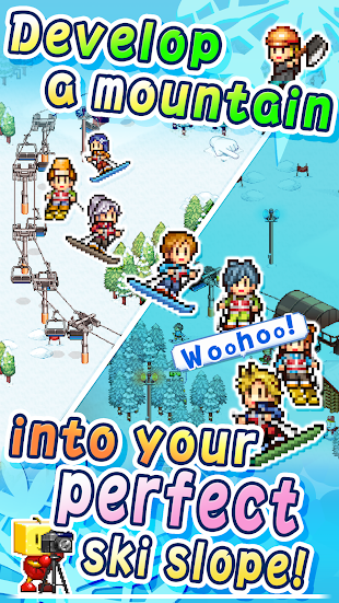 Shiny Ski Resort Apk