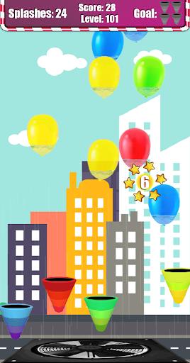 Blast Splash - Match colors! screenshots 2