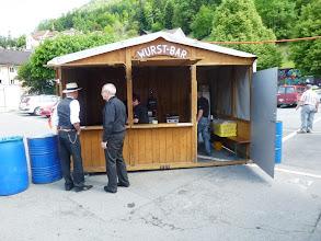 Photo: Kiosk in der Startphase