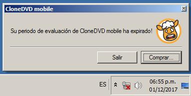 Parcheando el software Clone DVD2 - Backtrack Academy