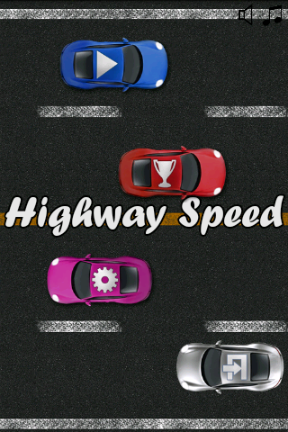 Highway Speed Car